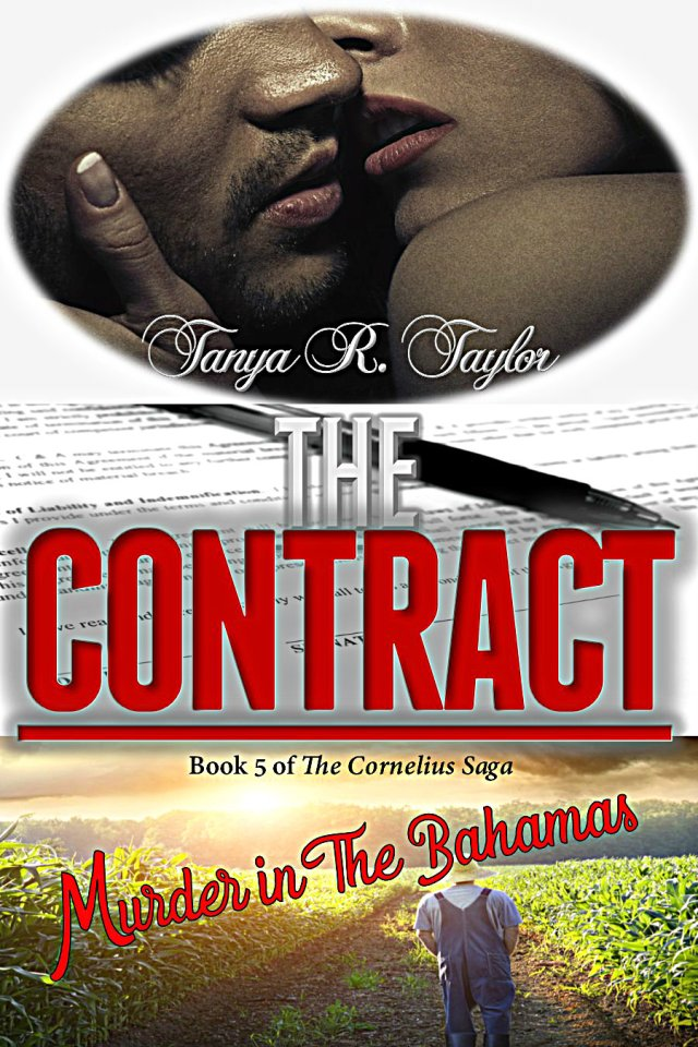 Cornelius saga book 5 - THE CONTRACT FINAL COVER with new Subtitle (circular sharpened