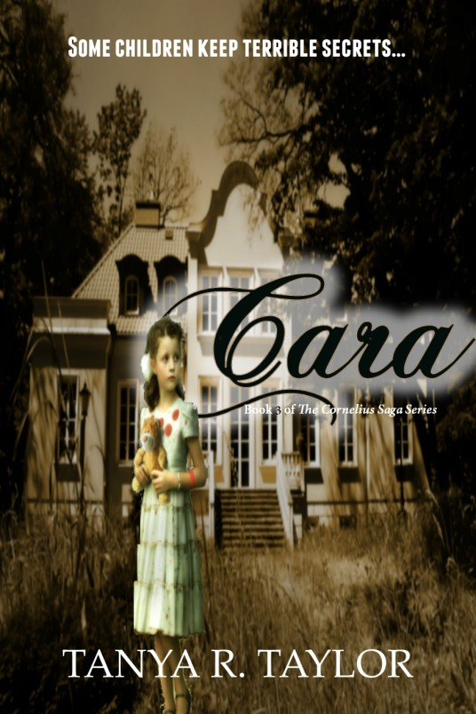CARA (Cornelius book 3) NEWEST FRESHEST COVER