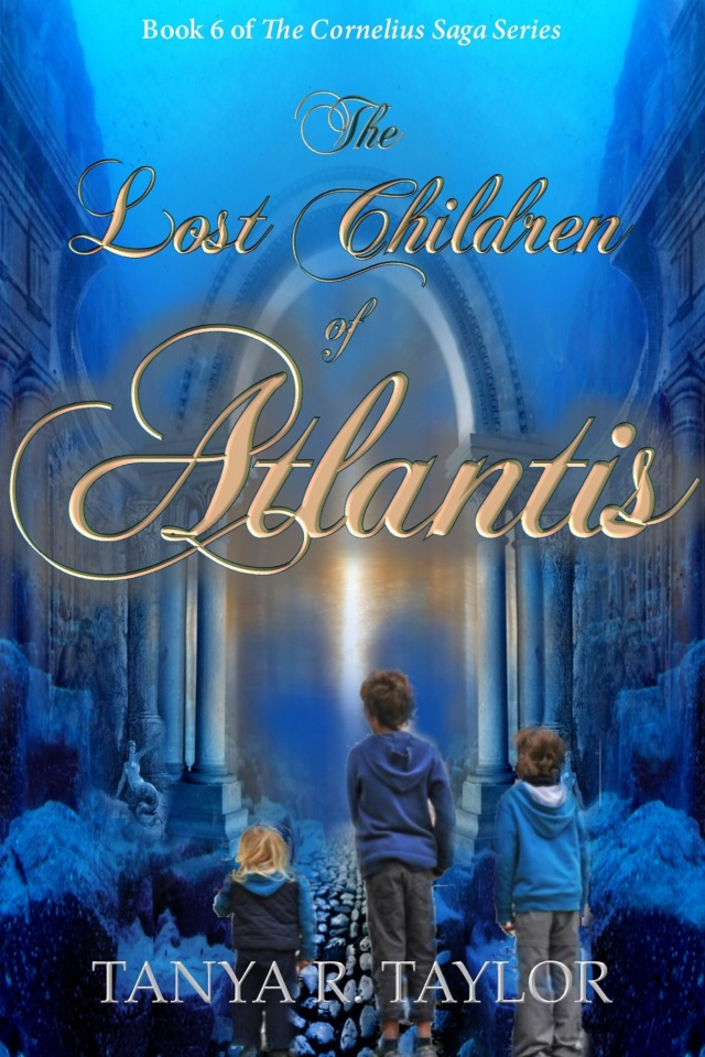 LOST CHILDREN OF ATLANTIS (Cornelius book 6) FINAL LGR FINAL