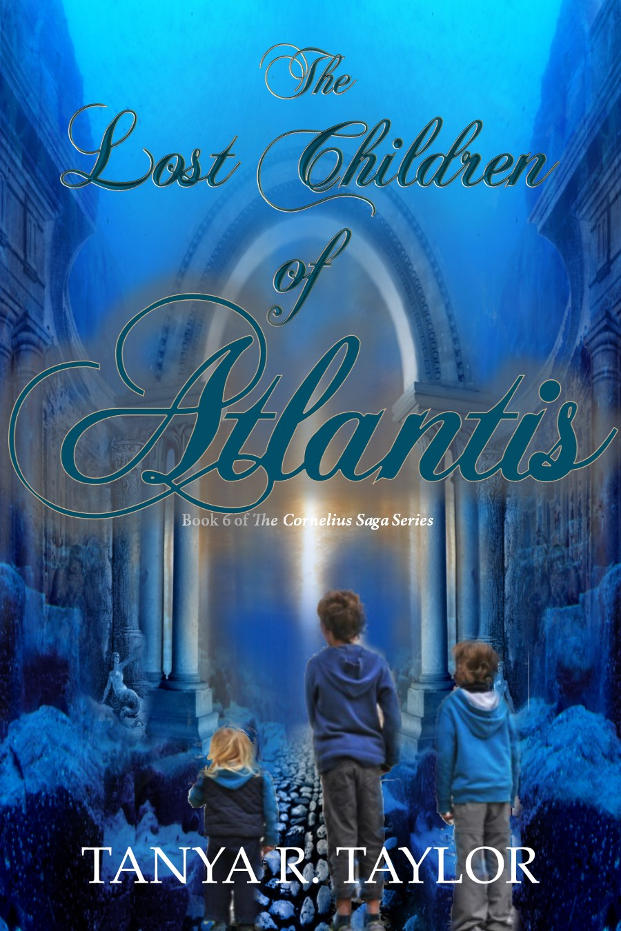 LOST CHILDREN OF ATLANTIS (Cornelius book 6) FINAL