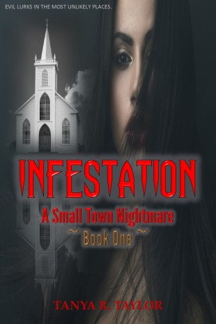 INFESTATION NEW COVER
