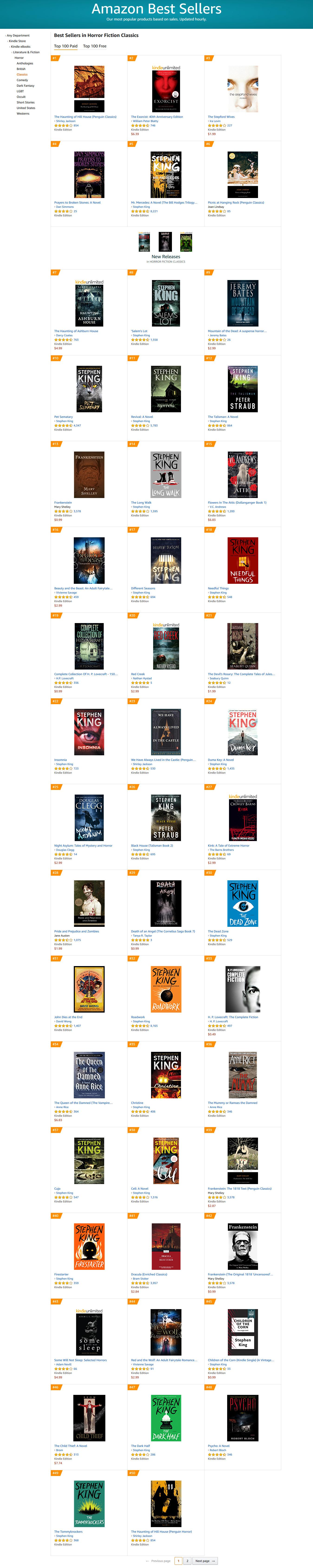 Screenshot-2018-6-6 Amazon Best Sellers Best Horror Fiction Classics