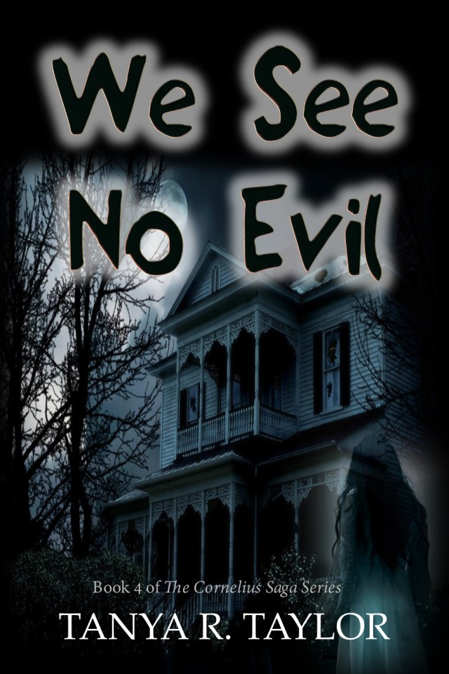 WE SEE NO EVIL NEW COVER 2018