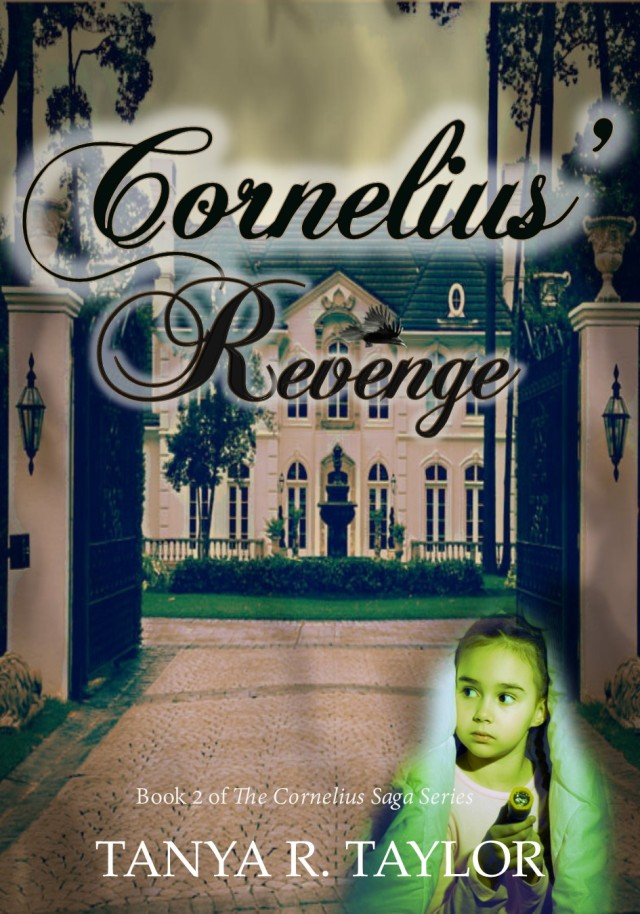 CORNELIUS REVENGE NEW COVER 2018