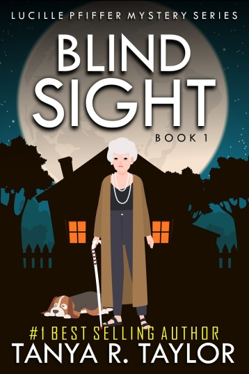 BLIND SIGHT (LUCILLE PFIFFER MYSTERY SERIES book one) REG